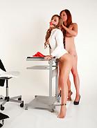 Sexy teacher tied, pic #9