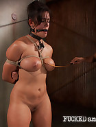 Sexy MILF Milked and Fucked, pic #5