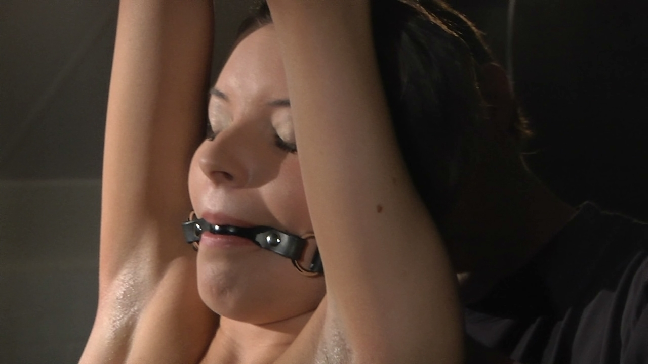 Unhappy facial cumshot