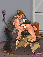 Exquisite and painful BDSM pleasures, pic #1