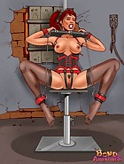 Exquisite and painful BDSM pleasures, pic #5