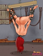 Exquisite and painful BDSM pleasures, pic #6