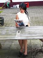 Leyla overpowered, pic #1