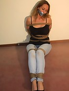 DD firmly bound up, pic #2