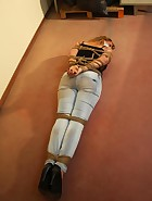 DD firmly bound up, pic #7