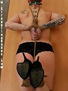 Angela hogtieds, pic #5