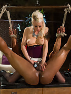 A Chastity Punishment For The Fuck Slave, pic #6
