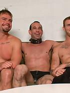 PUBLIC slave humiliation, pic #10