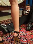 Thanksgiving FEMDOM Foot Affair, pic #4