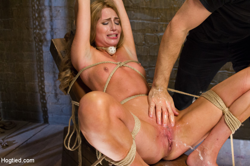 Girls bondage and having sex