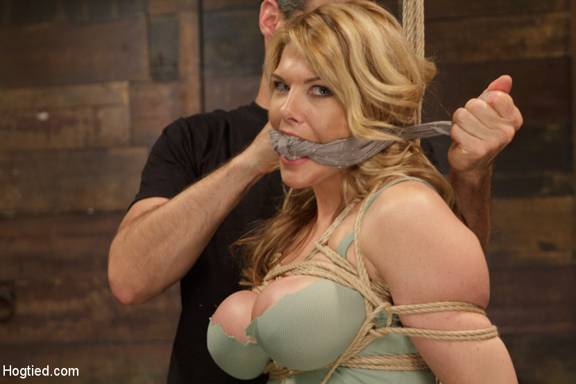 Tattooed Blonde Big Tits