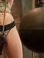Huge Tit Blonde Bondage Slut Destroyed, pic #7