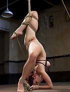 Severe Rope Bondage, pic #9