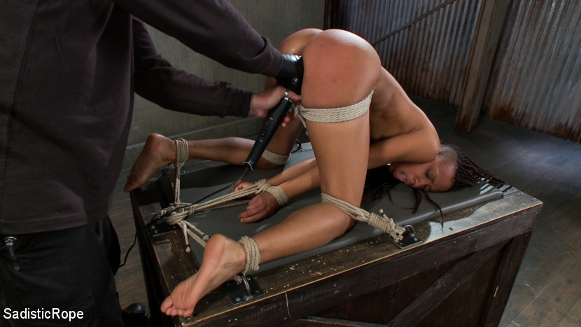 Latex Bondage Male Slaves