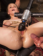 The Training of an Anal Slut, Final, pic #14