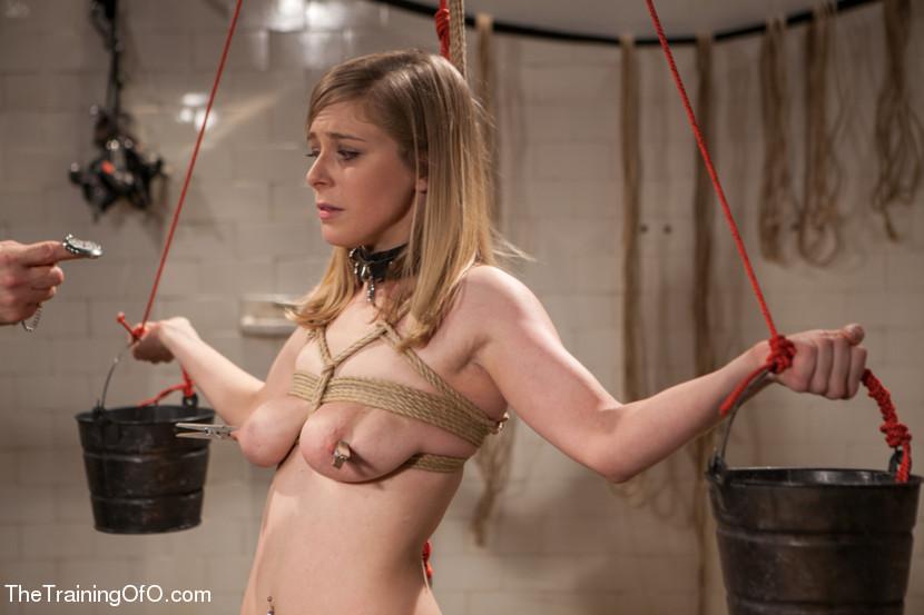 Hot mom strips naked