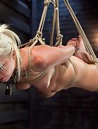 Training Anikka Albrite, Day 4, pic #5