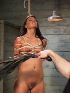 The Training of Cassandra Nix, Day 1, pic #5