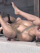 Small Sexy Bound Nataly, pic #4