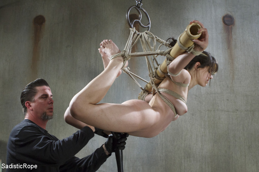 Apologise, but, bondage rope lessons think