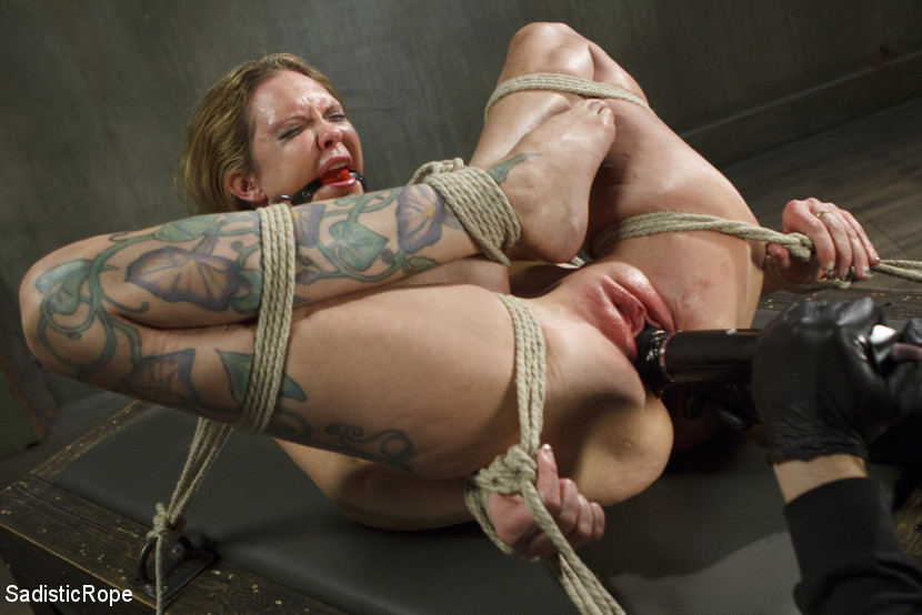 Insane bondage pictures