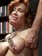 The Training of a Nympho Anal MILF, Day 1, pic #13
