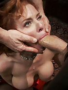 The Training of a Nympho Anal MILF, Day 1, pic #2