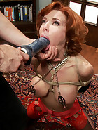 The Training of a Nympho Anal MILF, Day 1, pic #7