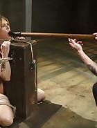 Bit Tit MILF in Extreme Bondage, pic #14