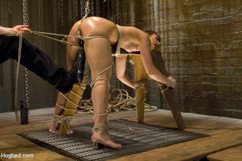 Free bdsm suspended by ass hook porn tube
