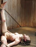 Lily LaBeau Endures Extreme Bondage, pic #7