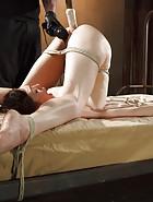 Lily LaBeau Endures Extreme Bondage, pic #8