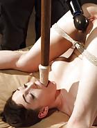 Lily LaBeau Endures Extreme Bondage, pic #9
