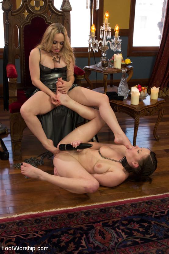 Lesbiane horne orgy vids