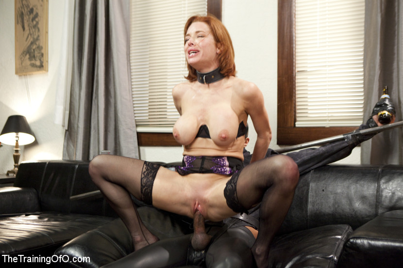 Milf slave training