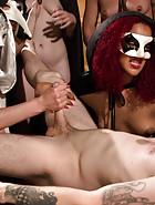 The Secret Femdom Society of Prostate Milking, pic #9