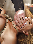 Big Tit Blonde Inescapable Orgasms, pic #8