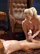 Only A Woman Is Strong Enough To Control Cock, pic #12