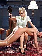 Only A Woman Is Strong Enough To Control Cock, pic #3