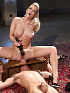 Only A Woman Is Strong Enough To Control Cock, pic #8