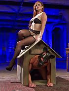 Chastity Cock Suck, pic #6