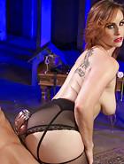 Chastity Cock Suck, pic #10