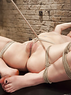 Mandy's Anal Bondage Fantasy, pic #13