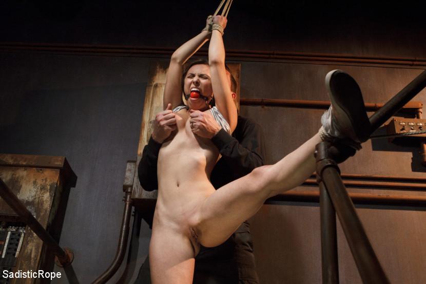casey calvert bondage
