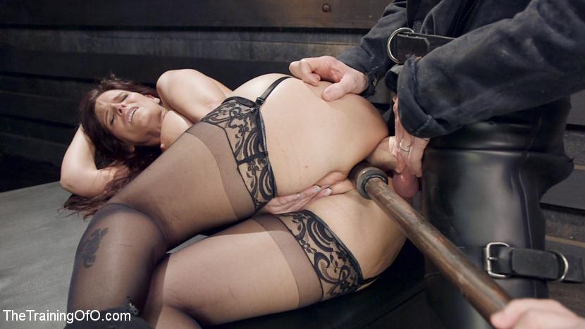 Milf bondage punishment