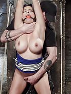 Helpless Squirting Slut, pic #3