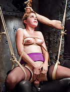 Spanish Slave Begs for Training, pic #7