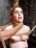 Spanish Slave Begs for Training, pic #8