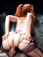 Spanish Slave Begs for Training, pic #9